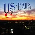 US-Rails--LiveEurope2012--cover
