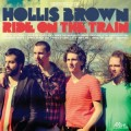 HollisBrown-RideOnTheTrain--cover
