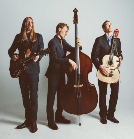 Wood Brothers photo by Alysse Gafkjen