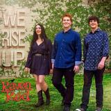 Raven and Red - We Rise Up Cover Art